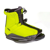 Ronix District Wakeboard Bindings 2017, Gp Yellow-Gunmetal, medium