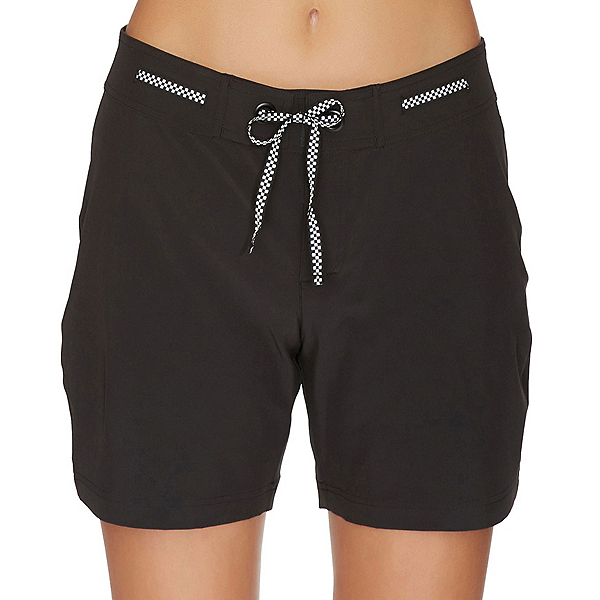 Next Good Karma Beachbreak Womens Board Shorts, Black, 600
