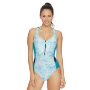 Next Serenity Aqua Power Soft One Piece Swimsuit, , medium