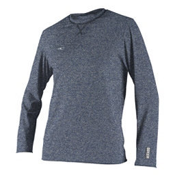 O'Neill Hybrid Long Sleeve Surf Mens Rash Guard, Navy, 256