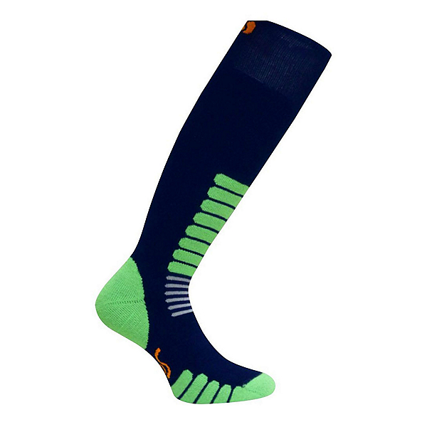 Euro Sock Ski Zone Ski Socks, Navy, 600
