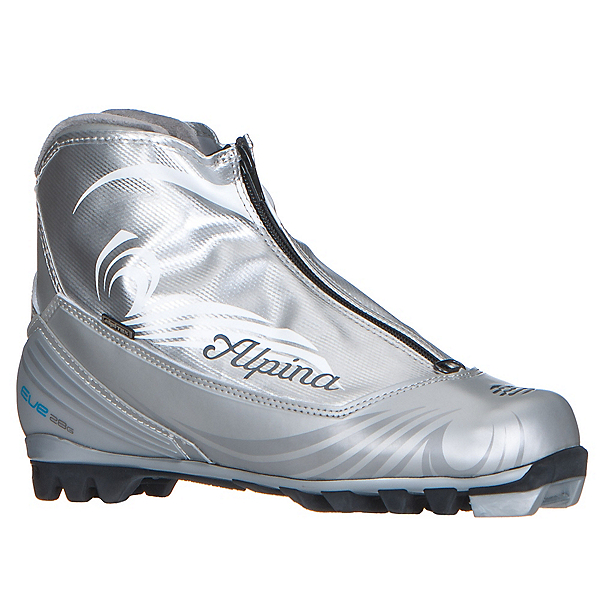 Alpina EVE 28 G Womens NNN Cross Country Ski Boots, , 600