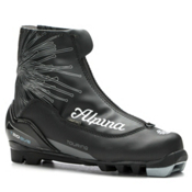 Alpina Eve T 20 Womens NNN Cross Country Ski Boots, Black, medium
