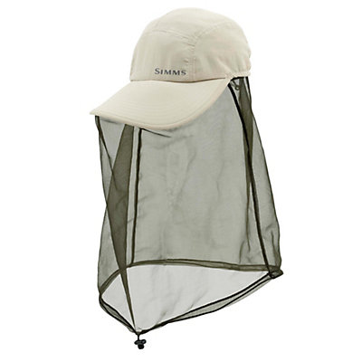 Simms Bugstopper Net Hat, Sand, viewer