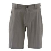 Simms Guide Mens Shorts, Pewter, medium