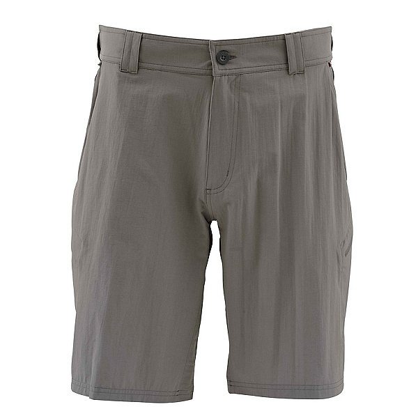 Simms Guide Mens Shorts, Pewter, 600