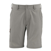 Simms Skiff Mens Hybrid Shorts, Tumbleweed, medium