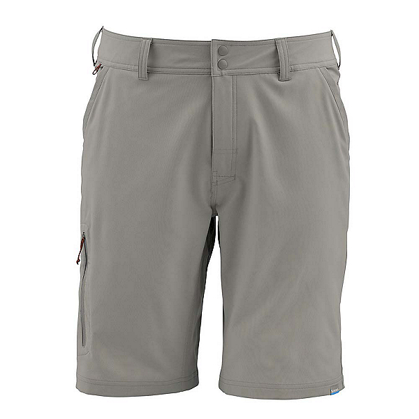 Simms Skiff Mens Hybrid Shorts, Tumbleweed, 600
