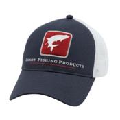 Simms Tarpon Trucker Hat, Dark Moon, medium