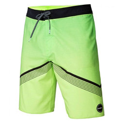 O'Neill Hyperfreak Mens Board Shorts, Neon Green, 256