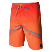 O'Neill Hyperfreak Mens Boardshorts, Neon Orange, medium