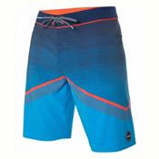 O'Neill Hyperfreak Mens Board Shorts, Navy, medium