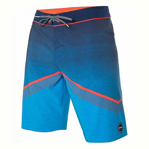 O'Neill Hyperfreak Mens Board Shorts, Navy, 600