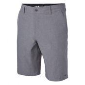 O'Neill Loaded Heather Hybrid Mens Hybrid Shorts, Heather Grey, medium