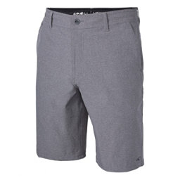 O'Neill Loaded Heather Mens Hybrid Shorts, Heather Grey, 256
