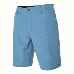 O'Neill Locked Slub Mens Hybrid Shorts, Dusty Blue, 256