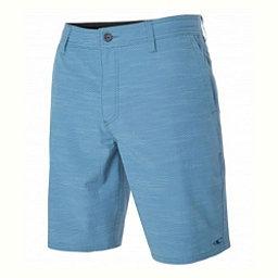 O'Neill Locked Slub Mens Hybrid Shorts, Dusty Blue, 256