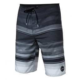 O'Neill Hyperfreak Heist Mens Board Shorts, Black, 256