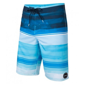 O'Neill Hyperfreak Heist Mens Board Shorts, Blue, medium