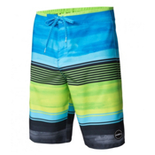 O'Neill Hyperfreak Heist Mens Boardshorts, Lime, medium