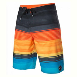 O'Neill Hyperfreak Heist Mens Board Shorts, Multi, 256