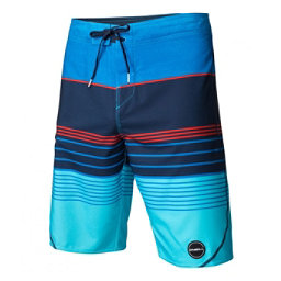 O'Neill Hyperfreak Transfer S-Seam Mens Board Shorts, Navy, 256