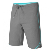 O'Neill Hyperfreak S-Seam Mens Board Shorts, Heather Asphalt, medium