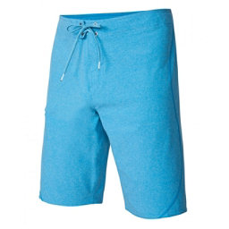 O'Neill Hyperfreak S-Seam Mens Board Shorts, Heather Cobalt, 256