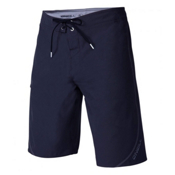 O'Neill Hyperfreak S-Seam Mens Board Shorts, Navy, medium