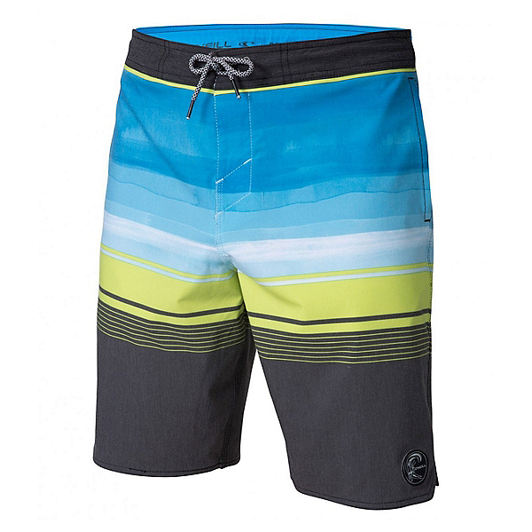 O'Neill Hyperfreak Source 24-7 Mens Board Shorts, Black, 600