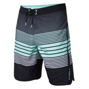 O'Neill Superfreak Status Mens Boardshorts, Asphalt, medium