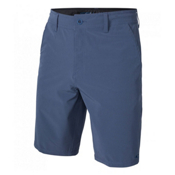 O'Neill Loaded Check Hybrid Mens Hybrid Shorts, Blue, medium