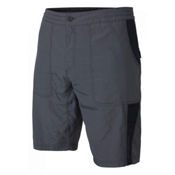O'Neill Traveler Superfish Mens Hybrid Shorts, Asphalt, medium
