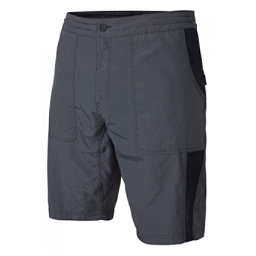 O'Neill Traveler Superfish Mens Hybrid Shorts, Asphalt, 256