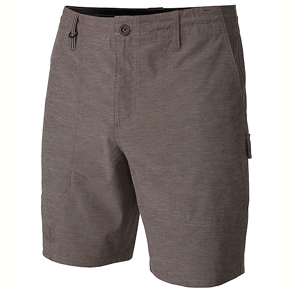 O'Neill Traveler Scout Mens Hybrid Shorts, Brown, 600