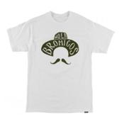 O'Neill Bromigo Mens T-Shirt, White, medium