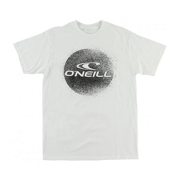 O'Neill Banksy Mens T-Shirt, White, 600