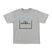 O'Neill Boxed Mens T-Shirt, Medium Heather Grey, medium