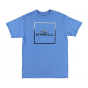 O'Neill Boxed Mens T-Shirt, Heather Royal, medium