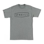 O'Neill Unity Mens T-Shirt, Medium Heather Grey, medium