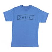 O'Neill Unity Mens T-Shirt, Heather Royal, medium