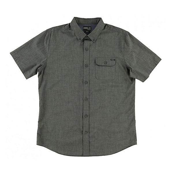 O'Neill Short Sleeve Mens Shirt, Black, 600