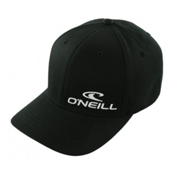 O'Neill Lodown Hat, Black-White, medium