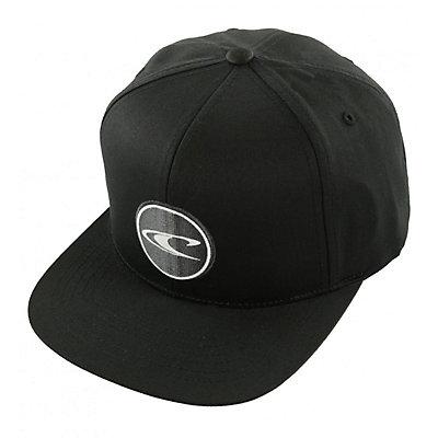 O'Neill Logo Hat, Grey-Black, viewer
