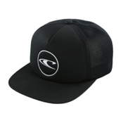 O'Neill Team Trucker Hat, Black, medium