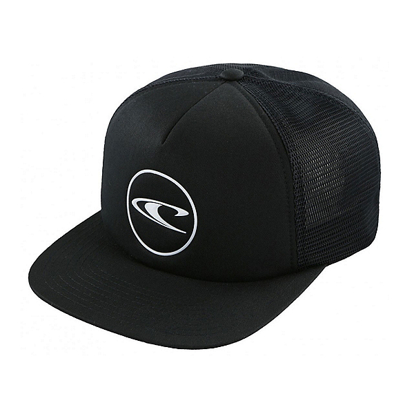 O'Neill Team Trucker Hat, Black, 600