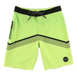 O'Neill Hyperfreak Boys Bathing Suit, Neon Green, 256