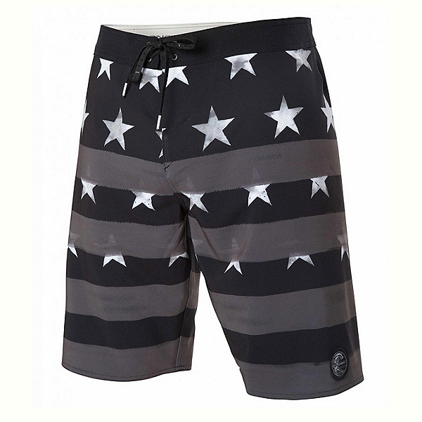 O'Neill Hyperfreak Star Spangled Mens Board Shorts, , 600