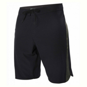 O'Neill Superfreak Scallop Mens Board Shorts, Black-Camo, medium