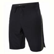 O'Neill Superfreak Scallop Mens Boardshorts, Black-Camo, medium
